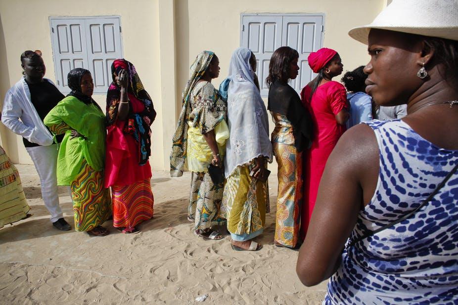 African women in politics
