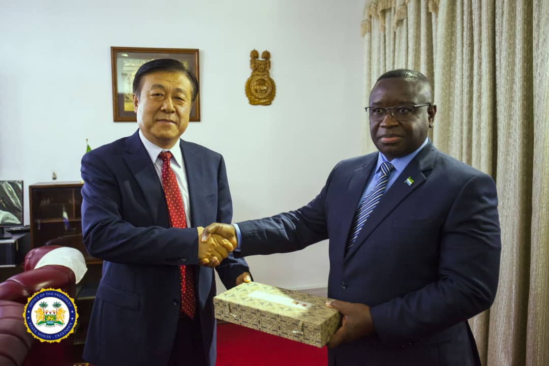 Bio signs MoU with China 1
