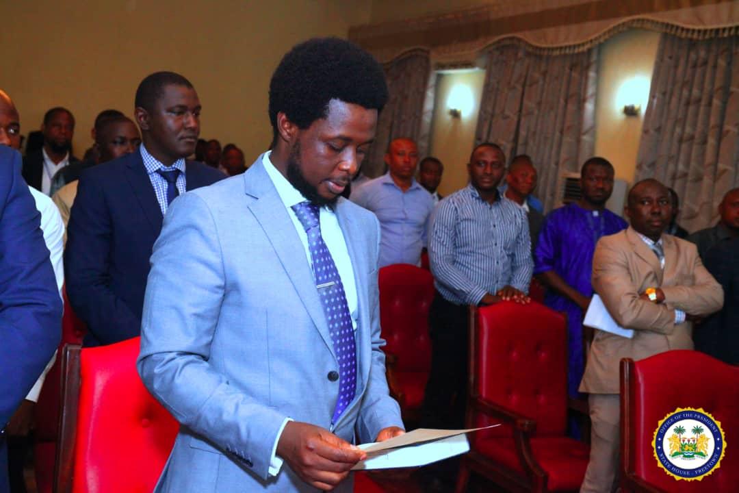 New ACC chief Kaifala sworn-in