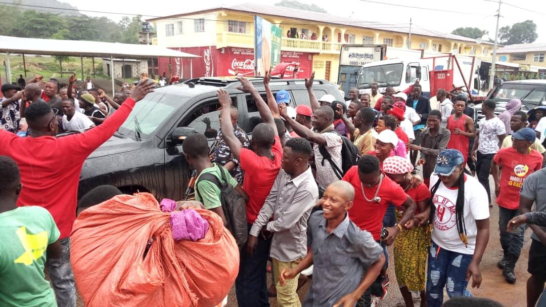 koroma arrives from Guinea 2