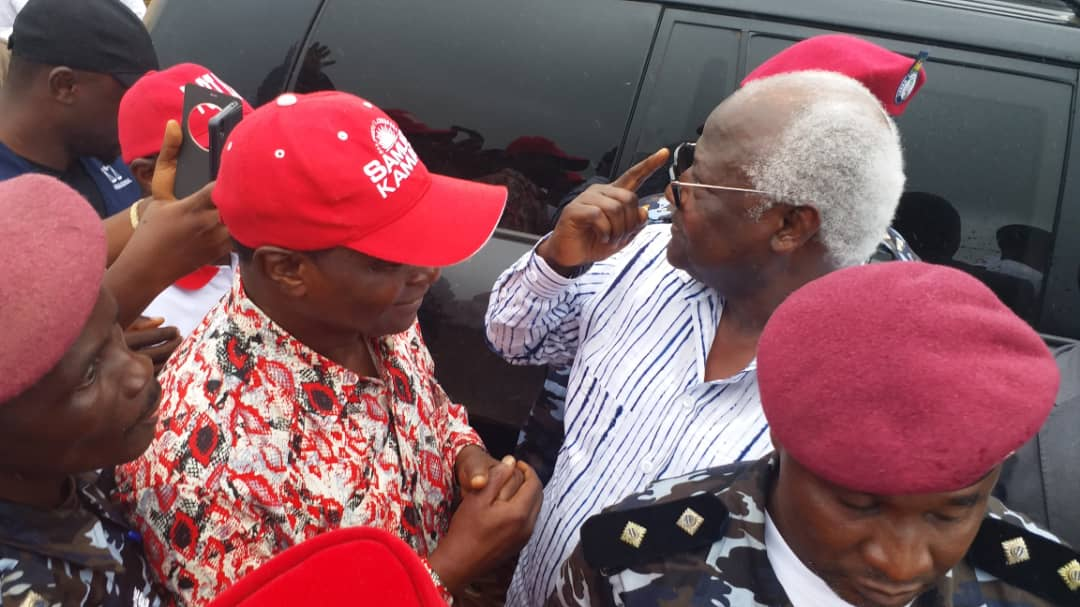 koroma arrives from Guinea 3