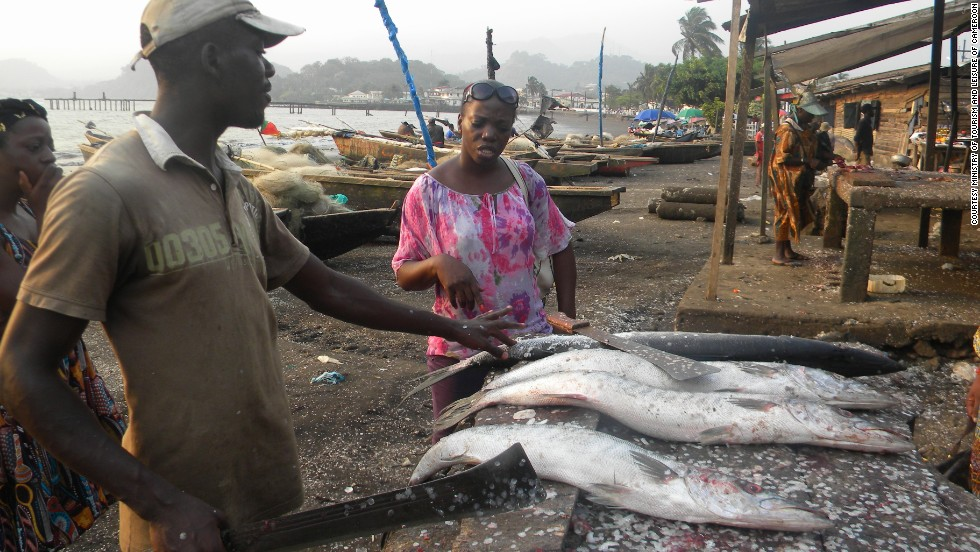 cameroon fishing 2