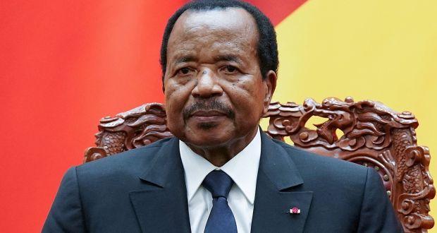 cameroon president Paul Biya 1