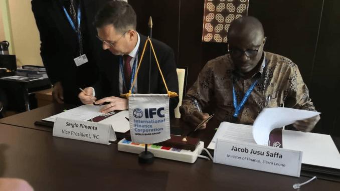 Sierra Leone secures World Bank finance for a 50MW solar