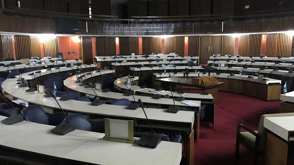 sierra leone parliament 22