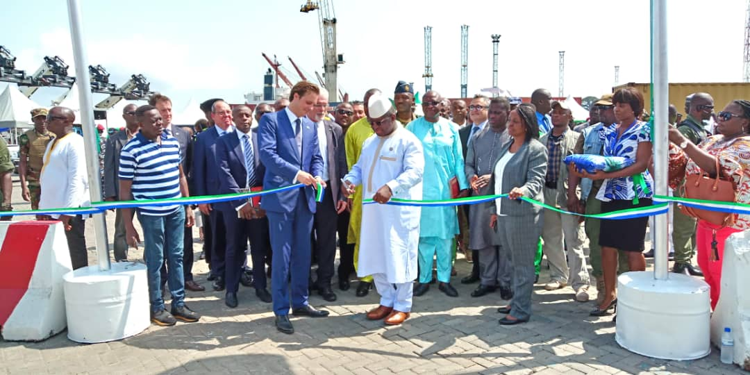 expanded water quay launched 2
