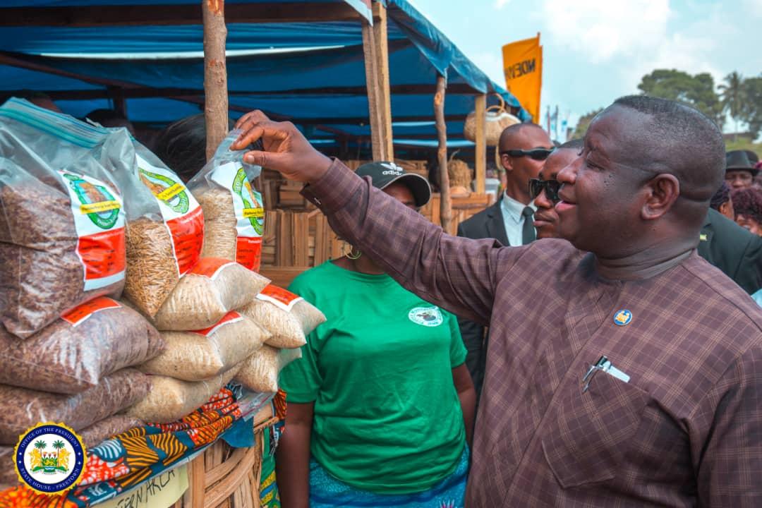 Bio launches kenema trade fair 1