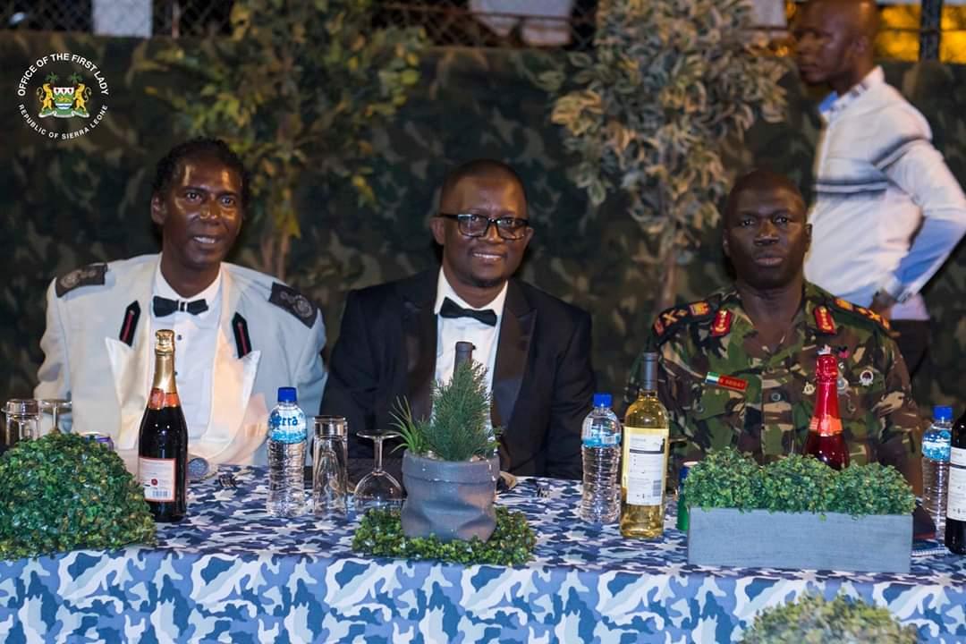 President Bio meets security chiefs 4