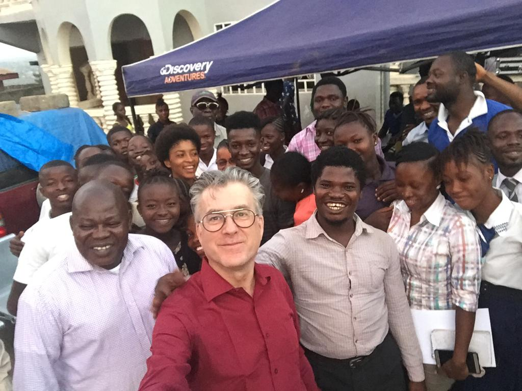 SDG lectures in freetown 1