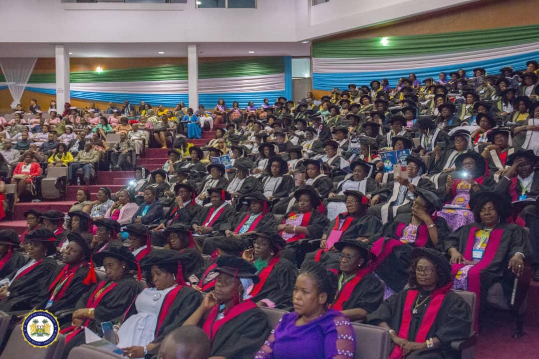 President Bio announces first-ever strategic plan for the nursing profession 5