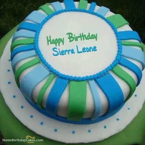 Sierra Leone at 58 – 3
