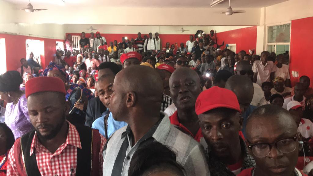 APC decides on Bintumani 3 – 3
