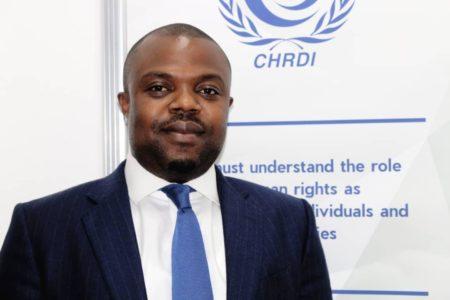 CHRDI Director – Abdul Fatorma
