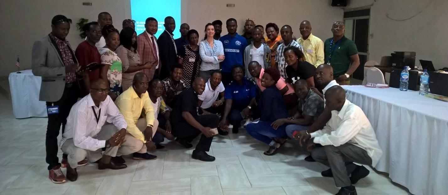 people trafficking training 1
