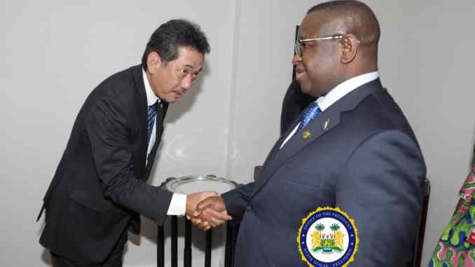 Japanese firm to create 3,000 jobs in Sierra Leone pineapple
