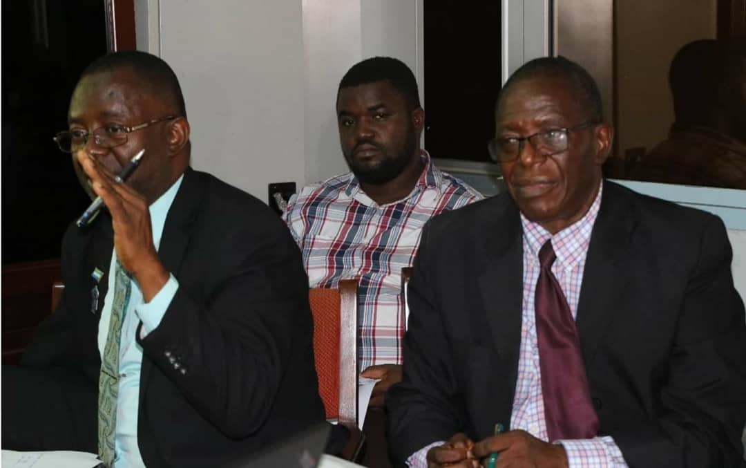 Environment minister speaks about environmental challenges facing Freetown 1