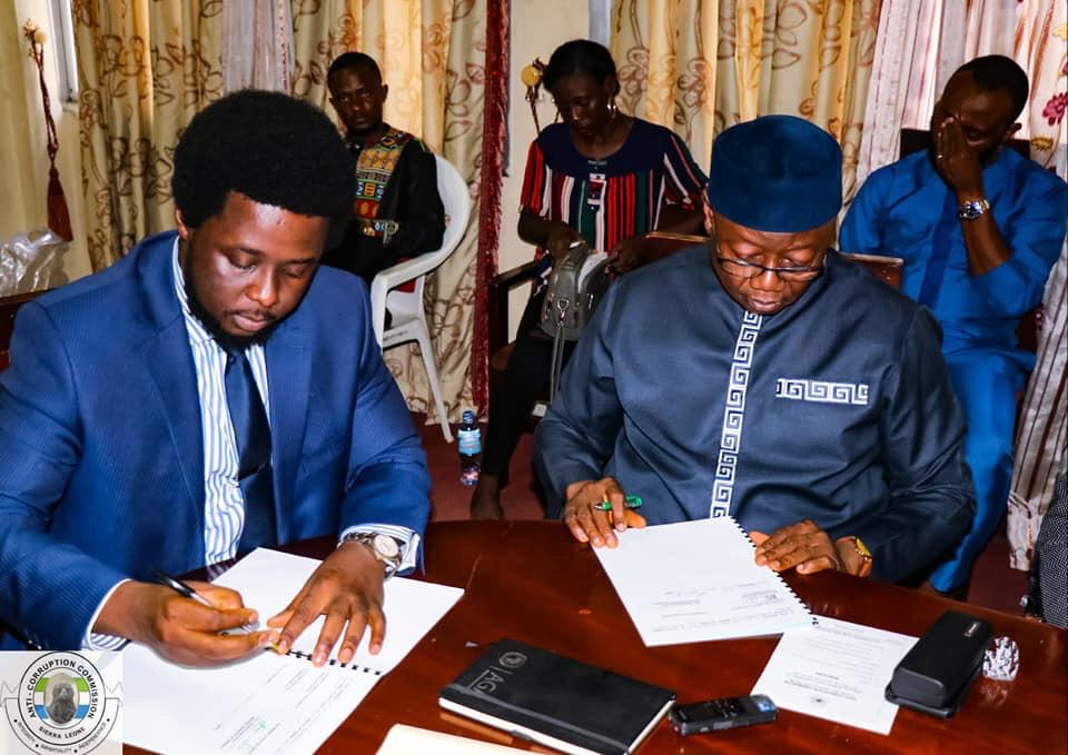 ACC and ministry of energy to tackle electricity theft and non-payment of bills 1