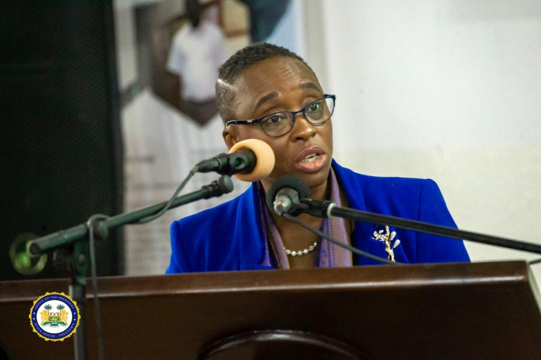President Bio receives COI reports – 250320 5