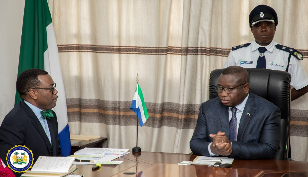 President of African Development Bank pledges more support to Sierra Leone5