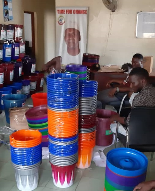 NGC supports fight against COVID-19 in Sierra Leone1