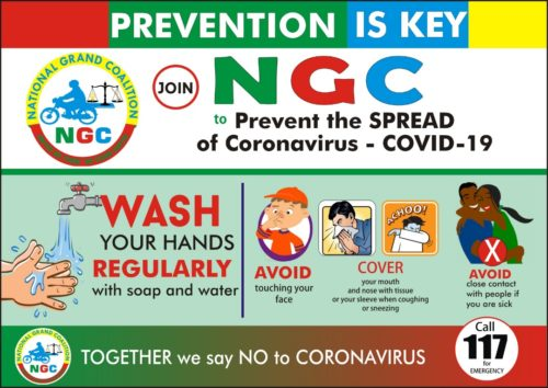 NGC supports fight against COVID-19 in Sierra Leone2