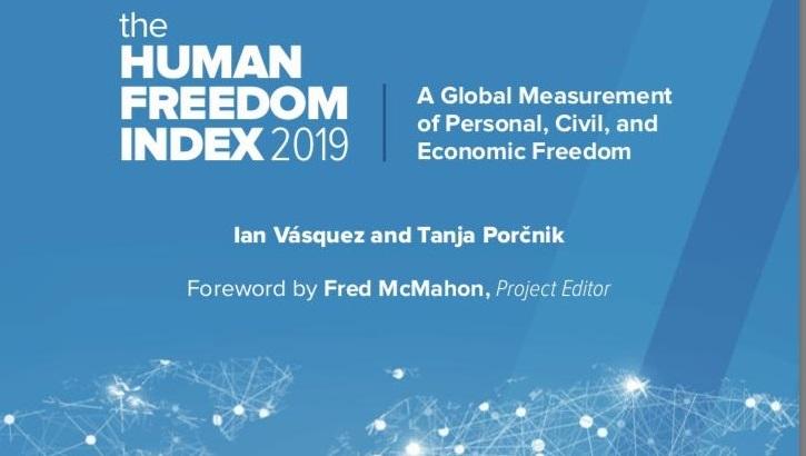 2019 Human Freedom index 1A