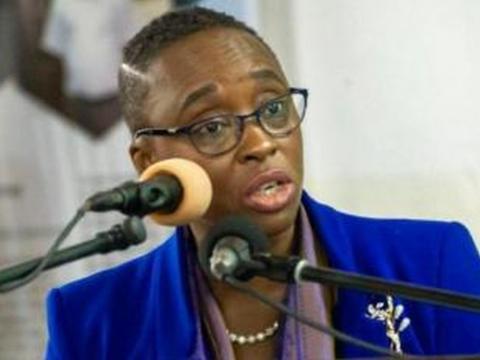 Priscilla Schwartz – Sierra Leone attorney general 1