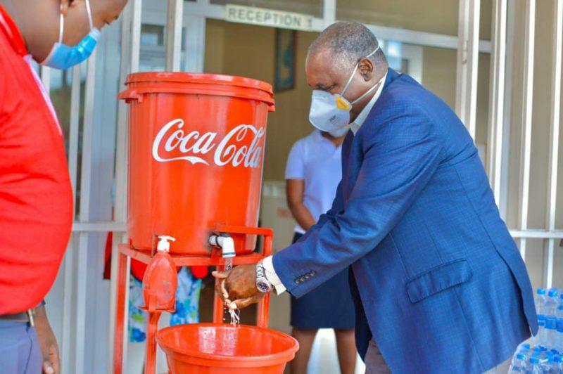 TANZANIA HAND-WASHING STATIONS 1