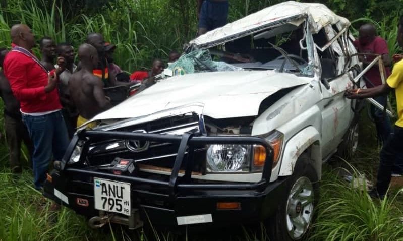 Momoh Conteh accident – 05072020