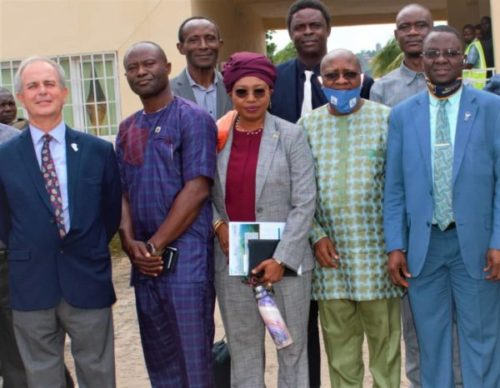 National Water Resources Management Agency meets MINISTERS AND HEADS OF AGENCIES