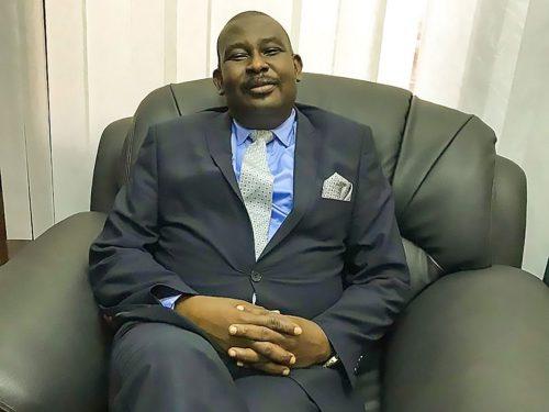 chief justice Babatunde Edwards 7