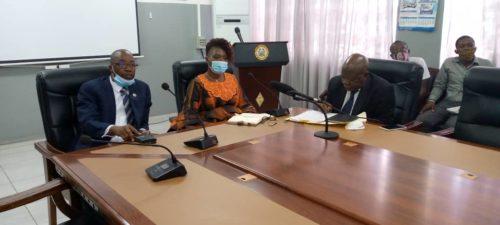 public sector reform unit engages parliamentarians on salary harmonization
