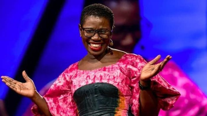 Freetown Mayor – Yvonne Aki-Sawyerr – 150121 – 22