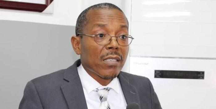 Dr Senessie Turad – Lands minister