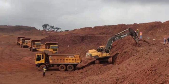 Kingho Mining Starts Full Scale Operation in Sierra Leone 1