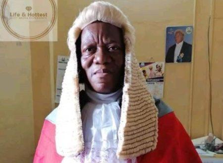 Judge Francis Banks-Kamara sentences man to death – 7 may 2021