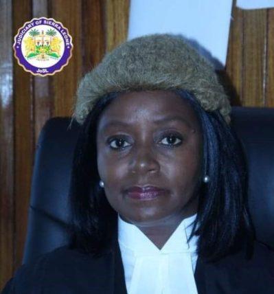 Justice Fatmatta Bintu Alhadi 3