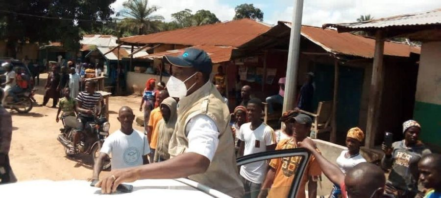 Kandeh Yumkella – Walk In our Moccasins in Yifin and Kychom