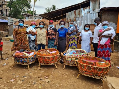 Orange Sierra Leone's $1.5 million CSR fund is making a difference in health and education 2