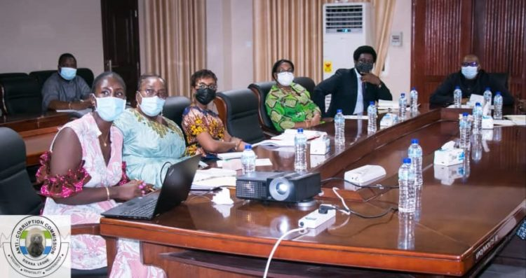 Sierra Leone's vice president Juldeh chairs meeting with key agencies on accountability and transparency