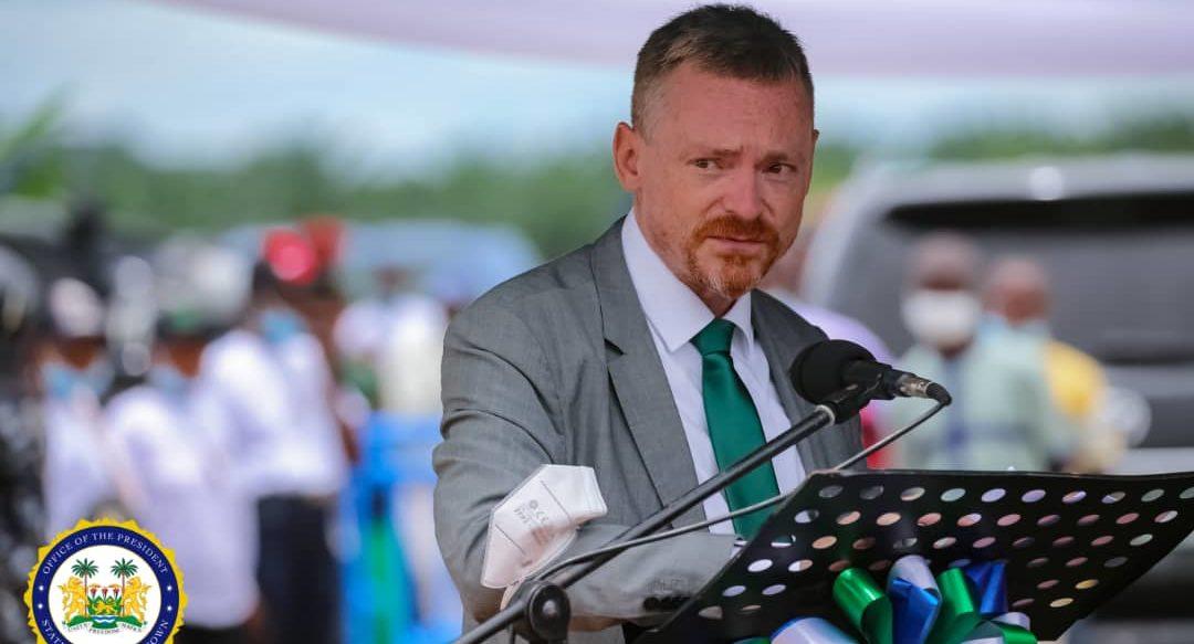 President Bio commissions 100 Schools in Bo, Kenema, Port Loko, Bombali 3