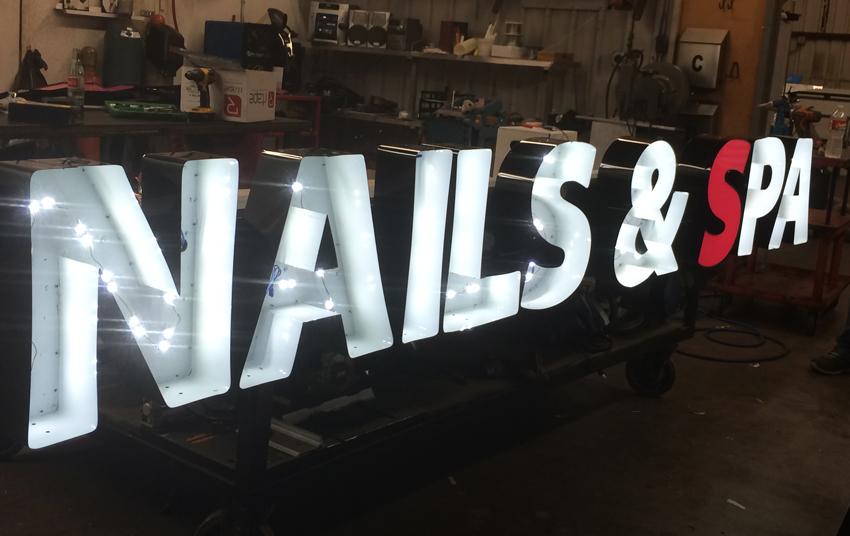 Neon Light Repair