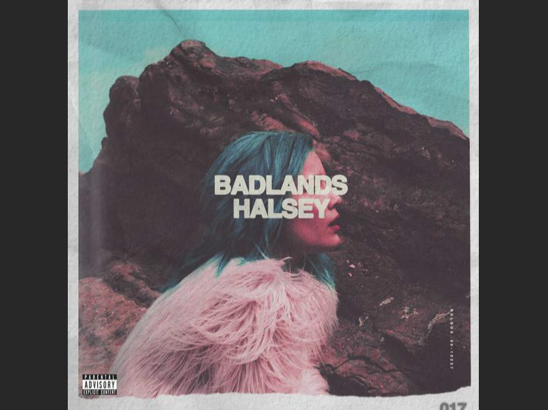REVIEW Halsey  Badlands  The Silhouette