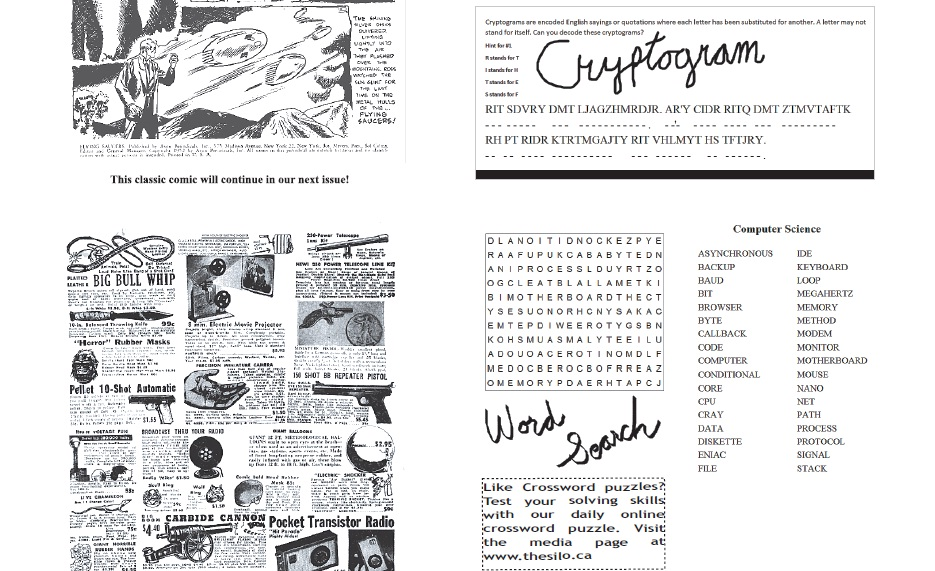 Printable cryptograms Puzzles t