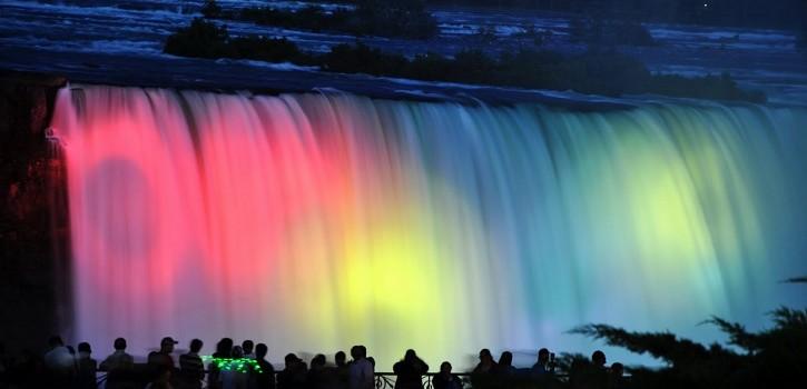 Niagara Water Falls Desktop Wallpaper Niagara Falls Canada Is Romantic And Beautiful Twelve