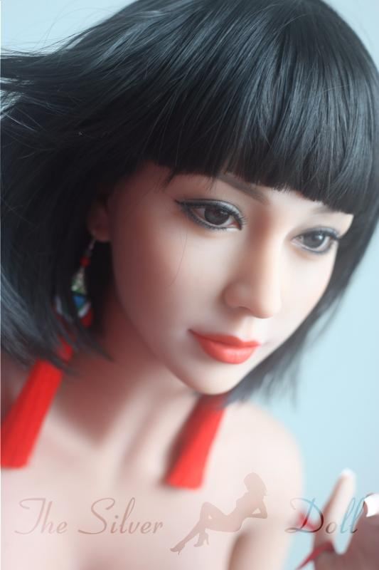 WM Dolls 163cm Alice tries several hairstyles  The Silver