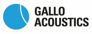 Gallo Acoustics Logo used on Gallo Acoustics A'Diva Review