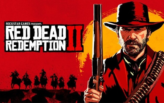 promotional image for red dead redemption 2