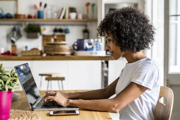 Work from home position available
