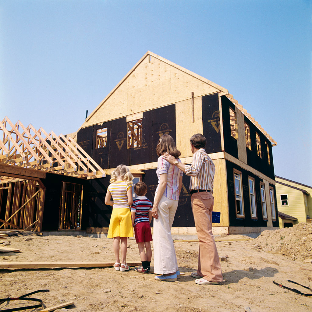 Timeline: Historical past of the Housing Market Over the Final 50 years